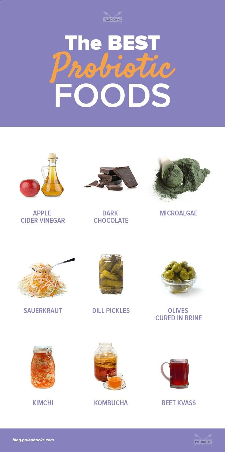 Sure, you know that probiotics are key to your digestive health, but these microorganisms have tons of other health benefits to offer. To make sure you're getting enough, here are the top Paleo-friendly probiotic foods! For the full article visit us here: paleo.co/...