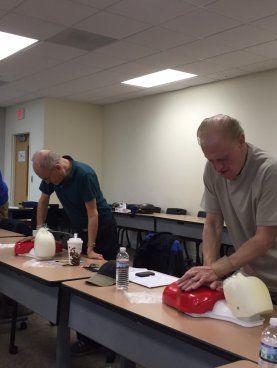 Friday, November 14, 2014, Davenport University Warren Campus held a free, community CPR training event hosted by state Senator Steve Bieda. - See more at: http://blogs.davenport.edu/duhub/2014/11/17/stayin-alive-macomb/#sthash.YtLVroed.dpuf