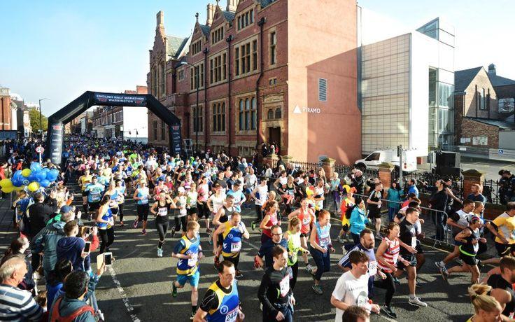 Five reasons to choose the English half marathon - Women's Running