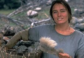 Catherine McCormack as Murron, Braveheart.