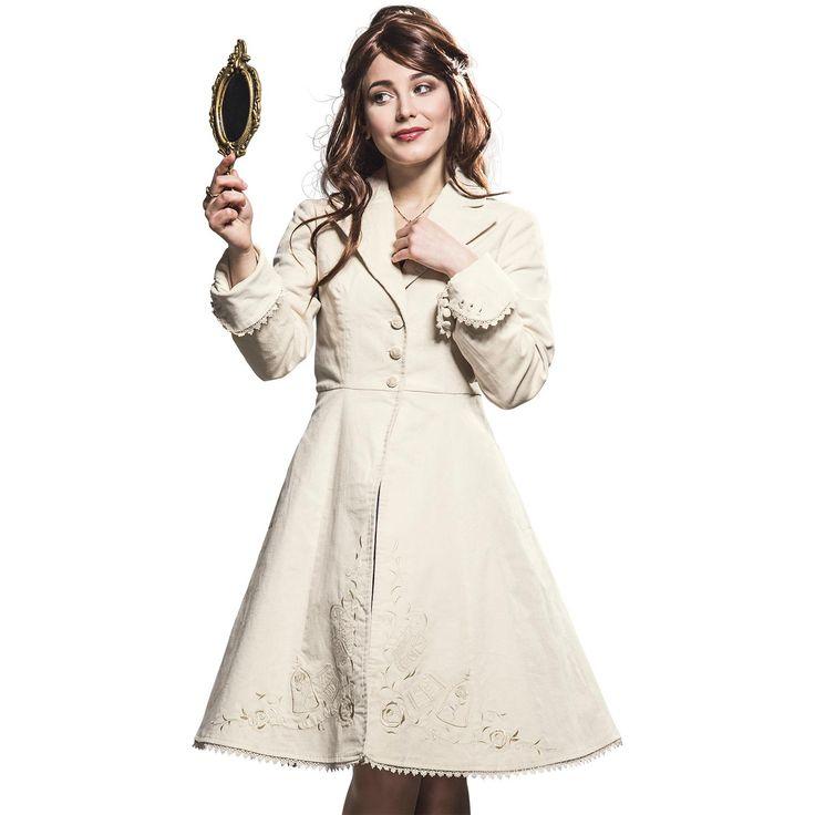 Belle Cameo Coat - Lyhyt takki - Kaunotar ja hirviö