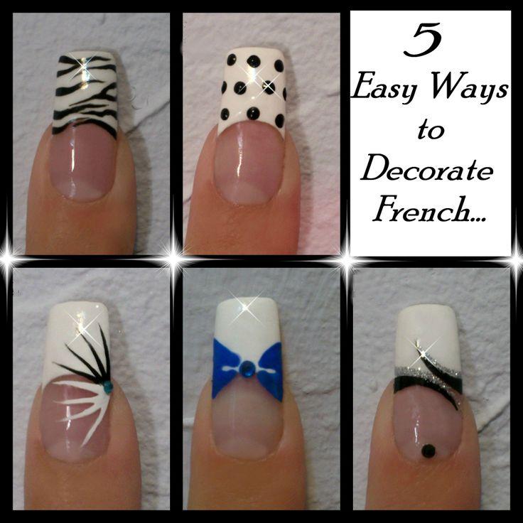 102 best nail art designs i like images on pinterest nail easy nail art for beginners httpsyoutube prinsesfo Gallery