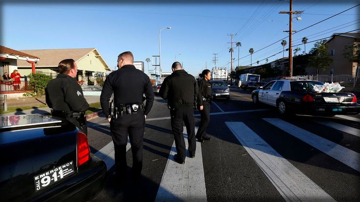 LAPD GEARING UP FOR RIOTS ON ELECTION OUTCOME