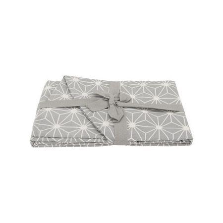 Tafelkleed rond - Ø160 cm - grijs