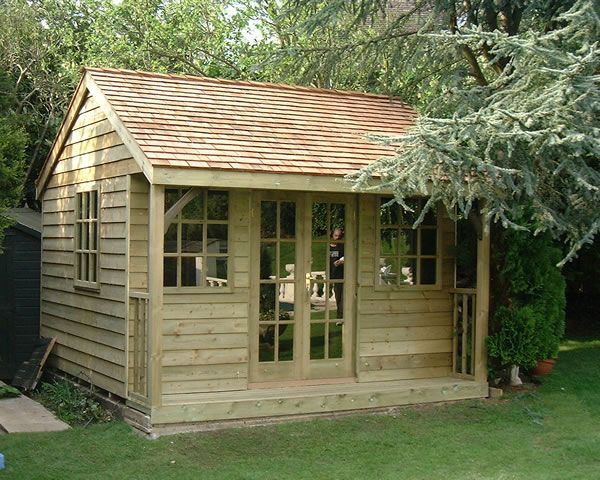 Garden Office Designs Impressive Inspiration