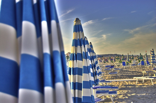 Beach of San Benedetto Del tronto - MARCHE - ITALY