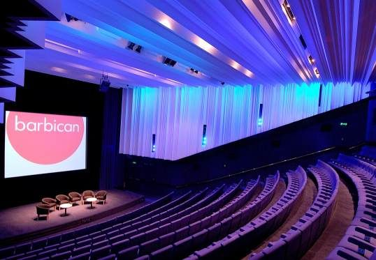 Barbican Conference Centre — Silk Street, Moorgate, Liverpool Street, London Venue | Square Meal