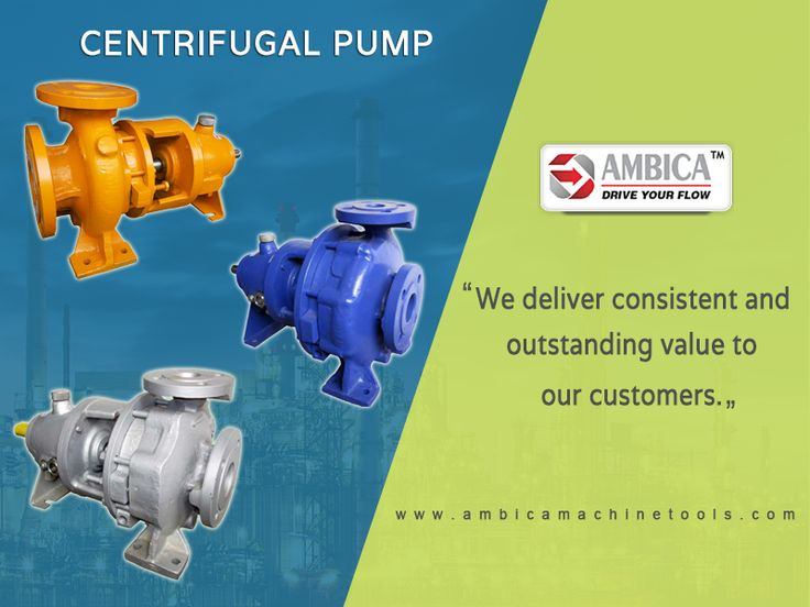Ambica Machine Tools: Leaders in Manufacturing #CentrifugalPumps & Pumping Equipments for the Oil and Gas Industry.