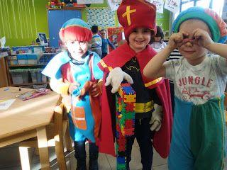 Welkom op de blog van kleuterschool Tichelrij: We maken ons klaar voor de komst van Sint en Piet....