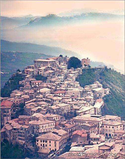 Stairway to Heaven ... Arpino, Abruzzo Italy