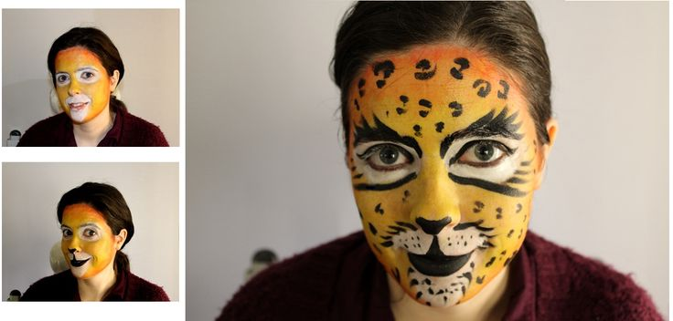 Leopard Step by step by Sara Marcus