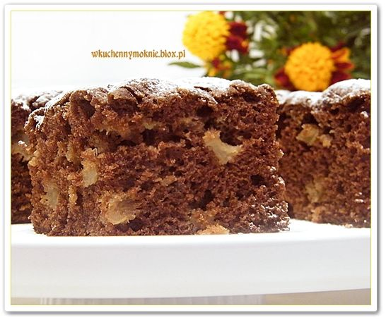 placek amerykański(ciasto salceson)