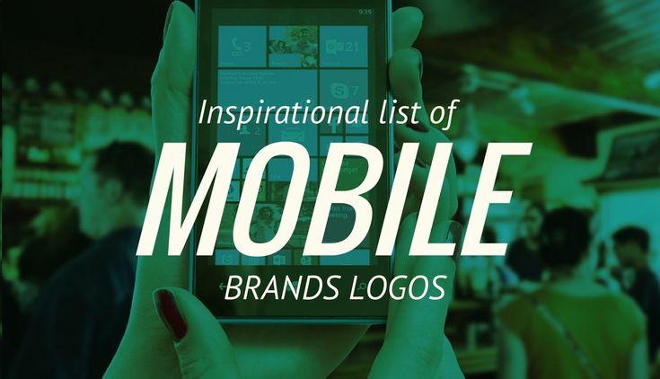 41 Famous Mobile Handset Brands Logos   Brandyuva.in