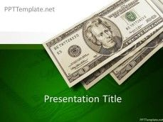 Free Money PowerPoint template