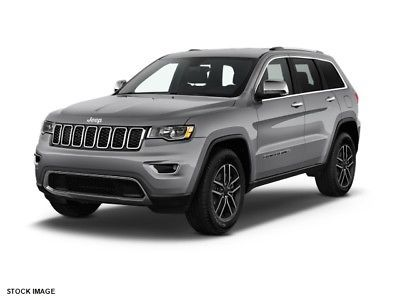 eBay: 2018 Jeep Grand Cherokee Limited 2018 Jeep Grand Cherokee Limited 0 4x4 Limited 4dr SUV 8-Speed Shiftable Autom #jeep #jeeplife