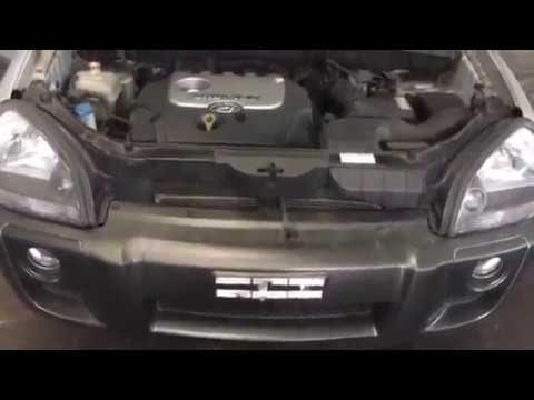 Hyundai Tucson бу запчасти, двигатель, авторазборка , компания Автотехно...