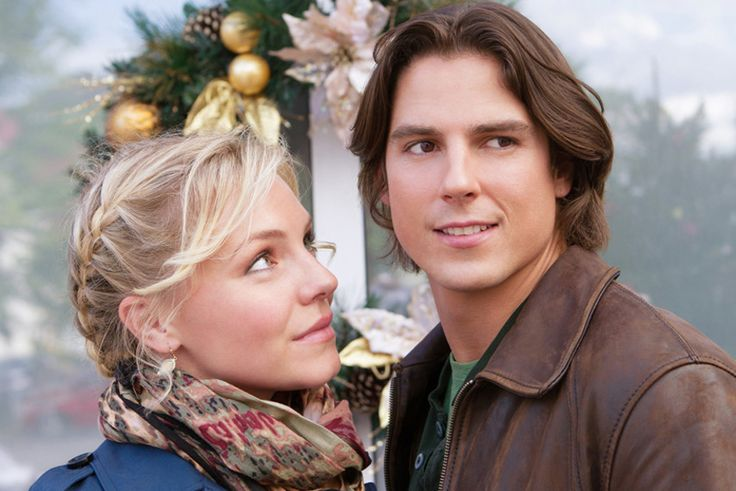 Christmas with Holly movie Halmark channel love this