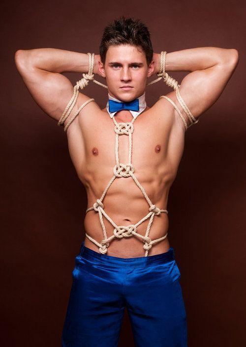 Gay Guy Ropes 5