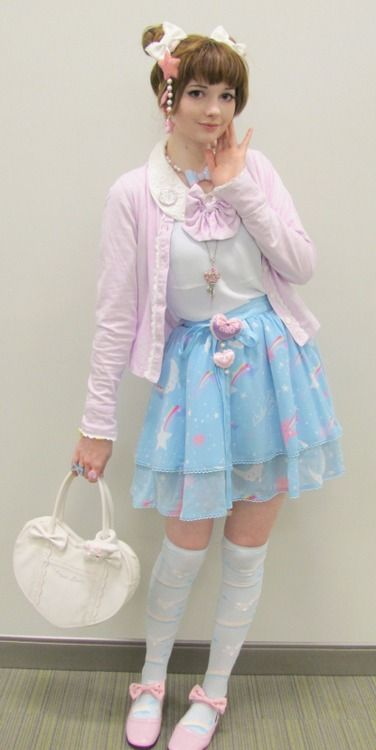 Tumblr  E3 80 8e Fashion  E3 80 8f Pinterest Kawaii Fashion Lolita Fashion And Cute Fashion