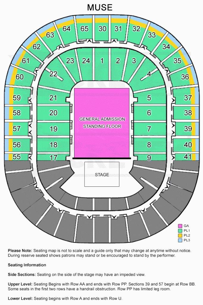 Qudos Bank Seat Map Pertaining To Ed Sheeran Seating Plan Sydney