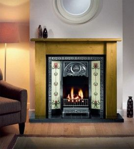 Wooden Fire Surrounds - Direct Fireplaces