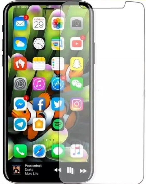 100% Genuine Tempered Glass Screen protector protection For Apple iPhone X -NEW | Mobile Phones & Communication, Mobile Phone & PDA Accessories, Screen Protectors | eBay!