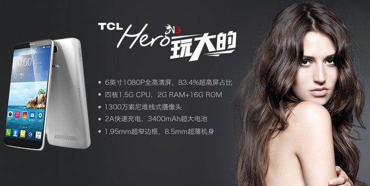TCL Hero N3 Y910T 10