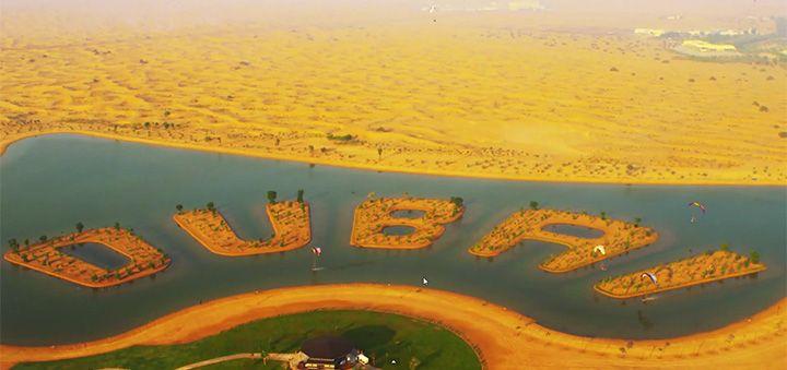 Dubai in 4K – City of Gold