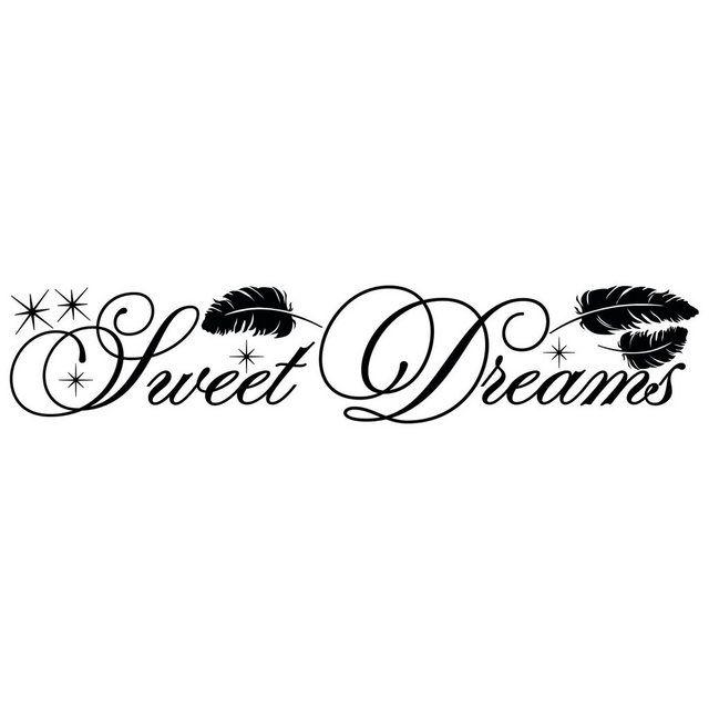 Wandtattoo »Sweet Dreams«