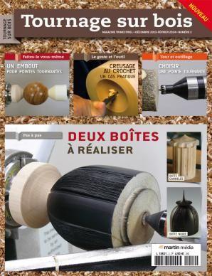 TOURNAGE SUR BOIS N°2 : GRATUIT ! | Bois+ Le Bouvet