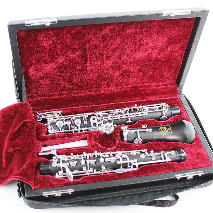 Real ebony Clarinet 17 Key Bb Flat Soprano Nickel Plating Exquisite With Cork Grease Woodwind Instruments UPS/ DHL,free SHIPPING