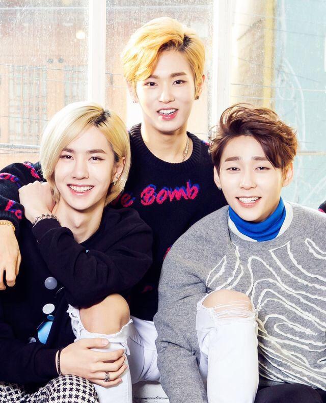 Yibo, Wenhan, Sungjoo