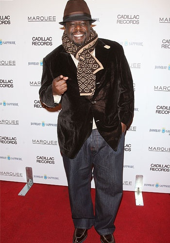 Cedric the Entertainer 'Big Sexy!'