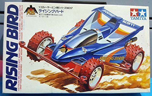 Rising Bird Tamiya Mini Racing 4 W/D Scale 1:32 1989 Made... https://www.amazon.com/dp/B06XZQ2J2C/ref=cm_sw_r_pi_dp_x_vjs4yb3WQD60D
