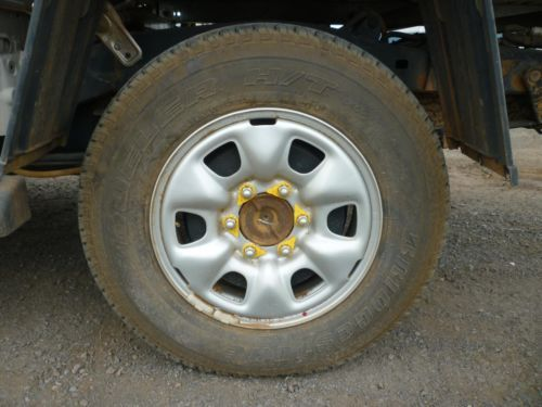 4x4 wheel and tyre packages steel