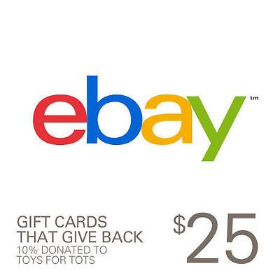 20 Gift Cards They Will Love This Christmas | eBay