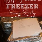 How to throw a successful freezer swap