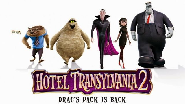 Hotel Transylvania 2 (2015) Watch Full Movie Online Free
