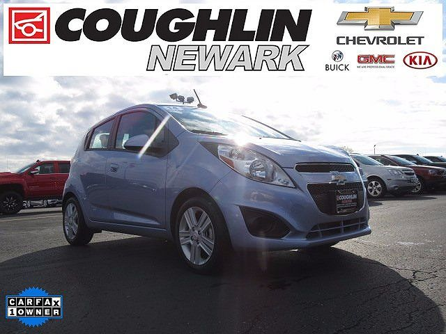 KL8CA6S95EC455434 | 2014 Chevrolet Spark LS for sale in Newark, OH