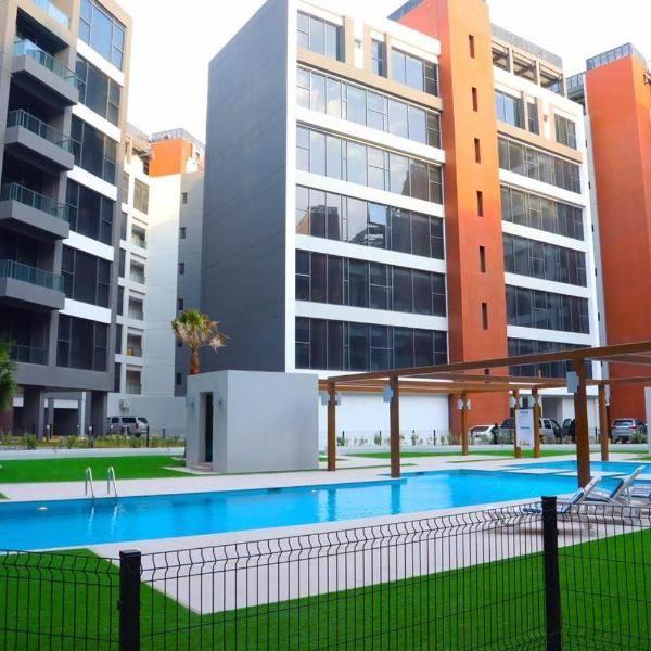 Danah Al Jubail Suites Set 6 Km From Deffi Park Danah Al Jubail Suites Offers Accommodation With A Seasonal Outdoor S Outdoor Swimming Pool Suites Outdoor Pool