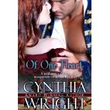 Of One Heart (The St. Briac Novels, Book 2) (Kindle Edition)By Cynthia Wright