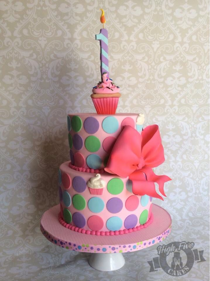 Girly Birthday Cake Images : 390 best images about Cute Girly Birthday Cakes on ...