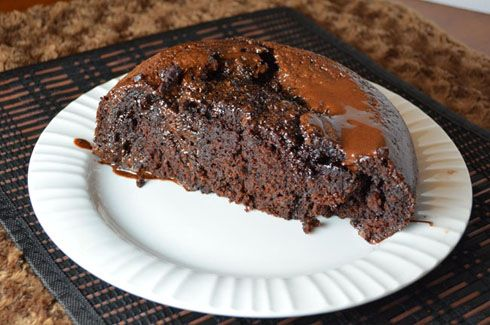 How To Make Lava Cake In Rice Cooker