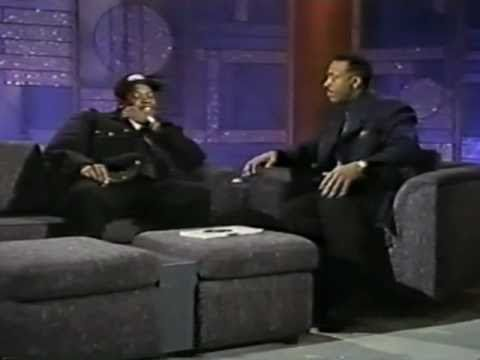 """Dr. Dre Nuthin But A """"G"""" Thang Arsenio 1993"""