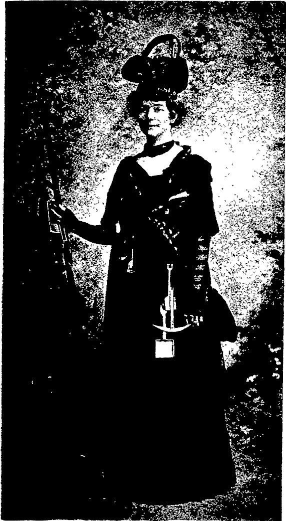 Miss Rowley - Nightcaps Coal. First Prize. Otago Witness , 29 June 1904, Page 46