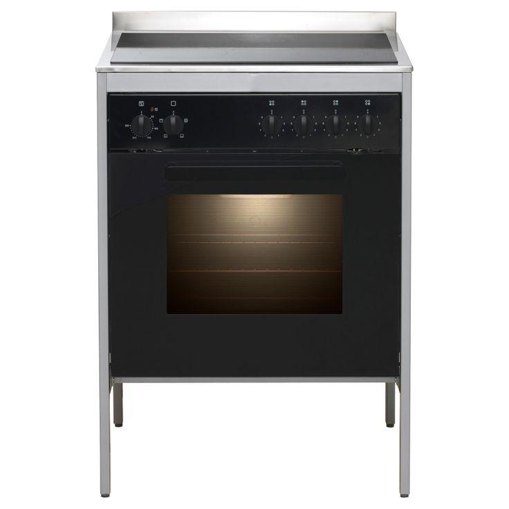 UDDEN CG3 Fornuis met keramische kookplaat - IKEA