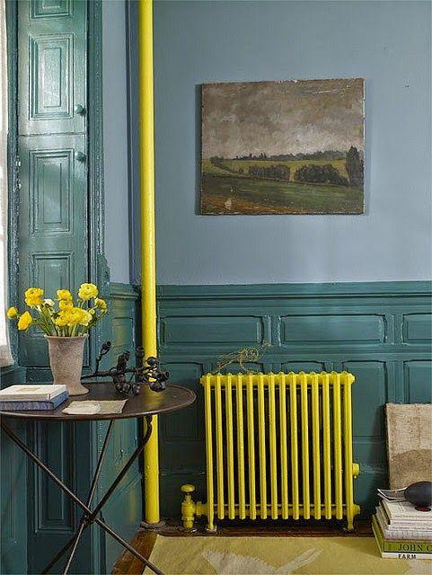 les 25 meilleures id es de la cat gorie peinture radiateur fonte sur pinterest peindre. Black Bedroom Furniture Sets. Home Design Ideas