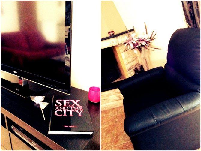 Lina's Daily: Οι αγαπημένες γωνιές στο σπίτι μου - Relaxation Edition