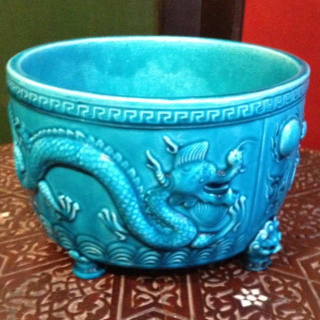 Theodore deck theodore deck pinterest turquoise art for Credence bleu turquoise