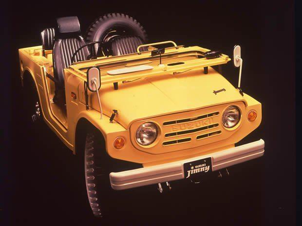 Jimny 1970-ből